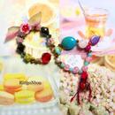 KIDS Bracelet <Cherry> / <Aquamint>