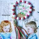 KIDS Bracelet Candy Party  <raspberry>
