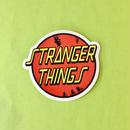 ストレンジャーシングス STRANGER THINGS ステッカー #9