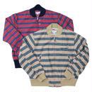 Engineered Garments(エンジニアード ガーメンツ)- AVIATOR JACKET -ACTIVECLOTH Navy/Red,Khaki/Green
