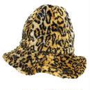 """ENGINEERED GARMENTS(エンジニアード ガーメンツ)""""Dome Hat - Cheetah Fur"""""""