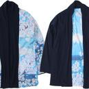 "BLUE BLUE JAPAN(ブルーブルージャパン)""フジサントサクラ リバーシブル JAPANジャケット"""
