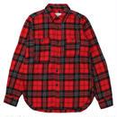 """FWK By ENGINEERED GARMENTS(エフダブリューケー バイ エンジニアド ガーメンツ)""""Work Shirt - Plaid Flannel"""""""