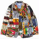 "Engineered Garments(エンジニアード ガーメンツ)""Baker Jacket - African Print"""