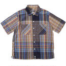 "Rough&Tumble(ラフ&タンブル)""BYRON SHIRT - MULTI PLAID"""