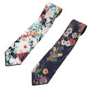 "Engineered Garments(エンジニアード ガーメンツ)""Neck Tie - Neck Tie - Floral Sheeting"""