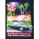 In-N-Out Burger Plush Blanket インアンドアウトバーガー INNOUT ブランケット