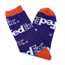 FedEx Jacquard Socks フェデックス 靴下 ソックス