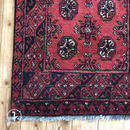 バルーチ族の赤い絨毯①
