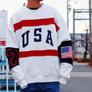 COLOR PANEL USA SWEAT