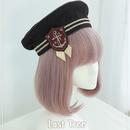 Lost Tree・帆風~Akademie der Meeresbriste ベレー帽