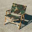 KERMIT CHAIR - Woodland Pattern - [Normal]