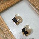 black stone  bijou  pierce