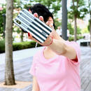 JULICA | STRIPED LOVECOMESFIRST  iPhone X case