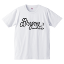『KUBEROMAKI』MV公開記念 Rhymewires Tシャツ(白/ダークグレー)