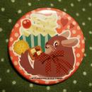 【KOZABU屋】ロマンティック缶バッジ(4.5mm)