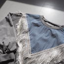 "F/CE.® ""FRINGE SWEAT"" Gray"