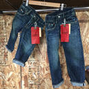 【DENIM DUNGAREE】12ozHOME MADEデニム 5P (SIZE BM