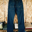 【GOWEST】POST BUSH PANTS  (ONE WASH)