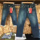 【DENIM DUNGAREE】12ozHOME MADEデニム 5P (SIZE 02 WOMEN'S)