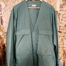 blurhms Soft Ox Utility Collarless Jacket
