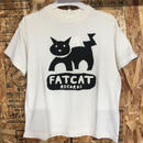 【GROOVY COLORS 】テンジク FAT CAT RECORDS TEE