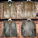【blurhms】Reversible Boa Liner Jacket