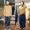 【dip】プルオーバーシャツ