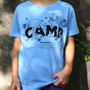 KIDS CAMP T-SHIRTS 2018  〈キッズ 〉