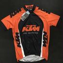 ☆ KTM  ジャージ  半袖  ウェア  ロードバイク   ラスト1着