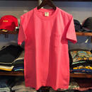 【残り僅か】RUSSELL ATHLETIC cotton pocket tee (Pink)