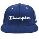 【ラス1】Champion 6-panel snapback(Navy)