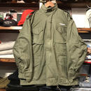"【ラス1】RUGGED on ALPHA ""ARMY ARCH"" M-65 field jacket"