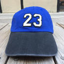 "【残り僅か】OUTDOOR ""23"" adjuster cap (Blue)"