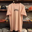"""【ラス1】RUGGED """"SMALL ARCH"""" tee (Pink)"""
