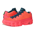 NIKE AIR JORDAN 9 RETRO LOW (BRIGHT MANGO/HASTA/GHOST GREEN)