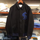 【used】Supreme varsity jacket (L)