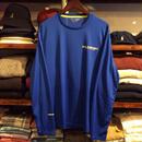 """【残り僅か】POLO SPORT """"THEAMO VENT"""" L/S tee(Blue)"""
