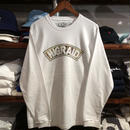 "visualreports""REAL HIGRAID ARCH LOGO""L/S tee (White)"