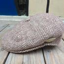 【残り僅か】KANGOL Wool Herringbone 504 (Brown)