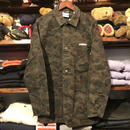 "RUGGED on Levi's ""FUCK des BABYLON TOKYO"" camo jacket"