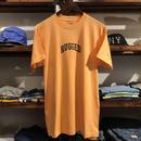 """【ラス1】RUGGED """"SMALL ARCH"""" tee (Light Orange)"""