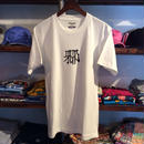 【残り僅か】RUGGED × CICCIO a.k.a. Chief® ''RGD KANJI'' tee(White)