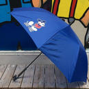 """【ラス1】SECOND LAB """"MICKEY NY""""Umbrella(Blue)"""