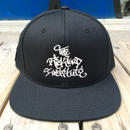 "【ラス1】THE RICKFORD INSTITUTE ""LOGO"" snapback(Black)"