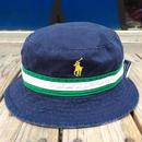 【残り僅か】POLO RALPH LAUREN  reversible buket hat
