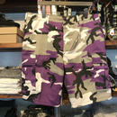 【ラス1】ROTHCO color camo shorts(Purple Camo)
