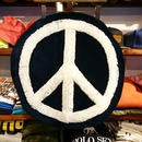 """【ラス1】 SECOND LAB """"PEACE"""" RUG (Navy×White)"""