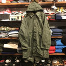 "RUGGED on vintage ""DIA LOGO""mods coat(S)①"