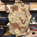 "RUGGED on Vintage ""POLO SMOKE"" desert camo shirt (M)②"